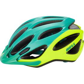 Bell Traverse Helmet mat emerald/retina sear